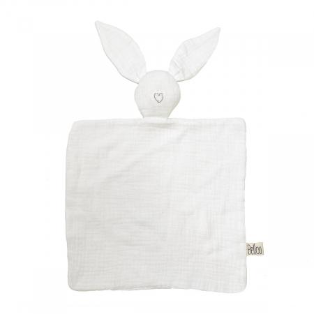 Muchláček Daisy White Bunny
