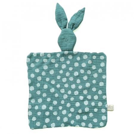 Muchláček Bellou Mint Dots Bunny