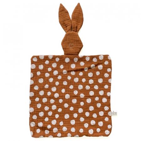 Muchláček Bellou Ochre Dots Bunny