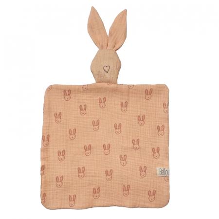 Muchláček Bellou Orange Rabbit