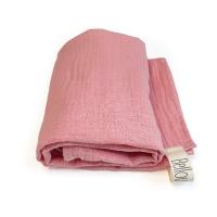 Plena Muslin 70x70 Rose Pink