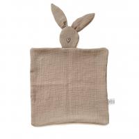 Muchláček Bellou Taupe Bunny